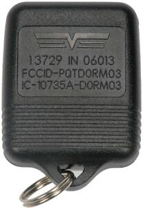 Dorman 13798 Ford Keyless Entry Remote