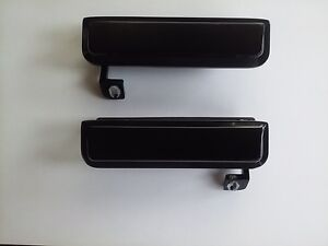 Fox Body Mustang New Door Handles Steel With Installation Kit Gt Lx Cobra