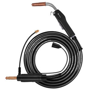 15ft Tw No 3 Air cooled Mig Welding Gun Torch 300a For Lincoln Mig Welder Gun
