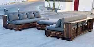 The Habana Collection Outdoor Or Indoor Sofa Set Restoration Hardware Style Nice
