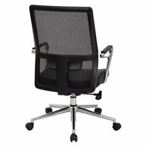 Scranton Co Leather High Back Managers Chair In Black