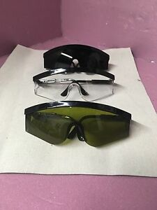 Safety Glasses Goggles Crews Stratos 10 33 Pairs Total