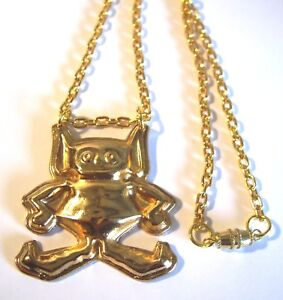 gremlin Emblem Necklace The Exterior Icon On The Amc gremlin Gold Plated