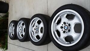 17 Bmw Kontur Wheels Rims Tires Package 18 19
