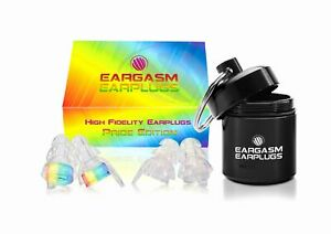 Eargasm High Fidelity Earplugs Pride Edition Show Your True Colors With Th