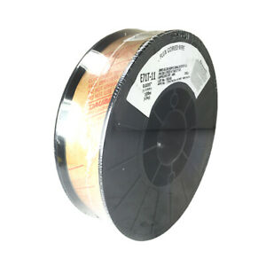Flux cored Mig Welding Gasless Wire E71t 11 030 035 On 10 Lbs Spool Us Made