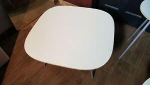 Mid Century Style Herman Miller Swoop Table And Two 2 Coffee Tables
