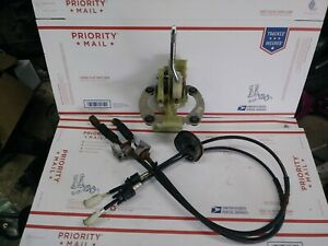 03 08 Element Mt Shifter Shift Cables K24a4 Sc Pzd Manual 5 Speed K24 Awd Swap