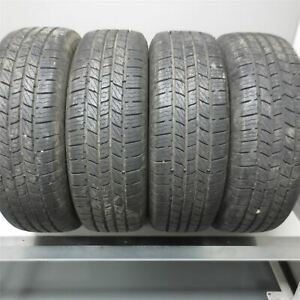 P235 70r16 Vanderbilt Turbo tech Hst2 106t Tire 11 32nd Set Of 4 No Repairs