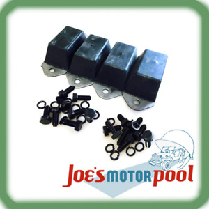 Ford Gpw Willys Mb Axle Bumper Set With F Ec Marked Bolts