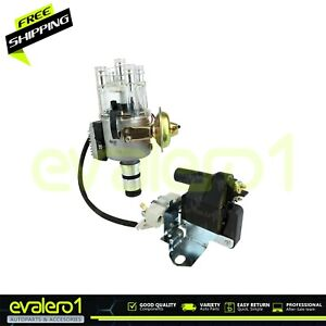2336 684 Distributor Electronic Ignition Coil Volkswagen Vw Beetle Transporter