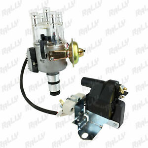 2336 684 Distributor Electronic Ignition Coil Volkswagen Vw Beetle Bug