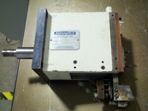 Autosplice 951012 Tooling Head For Component Ap 2 Pin 025 Sq x 250