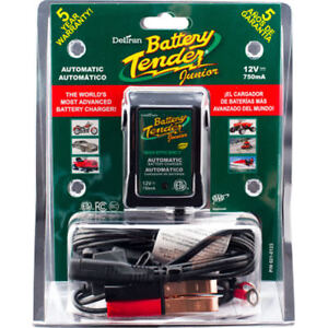 Battery Tender Jr Maintainer Charger 12 Volt Agm Gel Cell Trickle Car Truck Atv