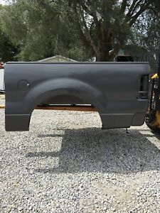 Ford F150 5 1 2 Pickup Box F 150 Short Bed Gray Rust Free 04 08