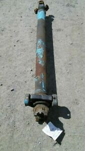 1998 Rockwell Cp25 Rpl Drive Shaft Rear With Carrier Bearing 61 5 Inch Working