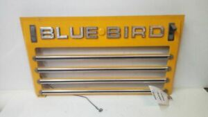 1999 International Bluebird Bus Grille