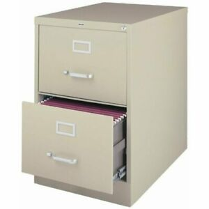Pemberly Row 2 Drawer Legal File Cabinet In Putty