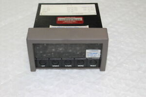 4677 Omega Dp24 t Thermocouple Panel Meter