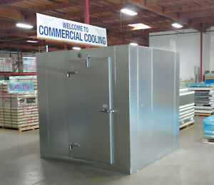 New Commercial Cooling 8 X 8 X 8 Walk in Cooler