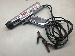 Penske Power Timing Light 244 2115 Sears Roebuck Co Auto Mechanic Tool