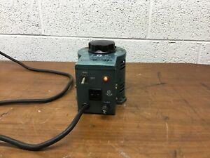 Oem Staco Energy Variable Auto Transformer Type 3np1010