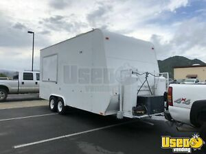 2013 18 Food Concession Trailer Mobile Kitchen For Sale In California