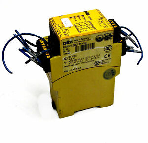 Pilz 787150 Safety Relay Pze X5p C 24vdc 5n o 2so