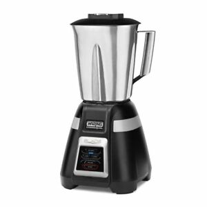 Blade 48 Oz Bar Blender With Touchpad 120v Waring Commercial Bb320s