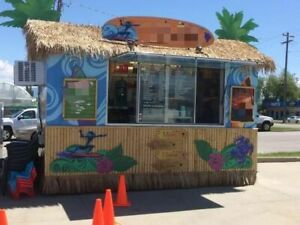 2014 20 Hawaiian Shave Ice Concession Trailer For Sale In Ohio
