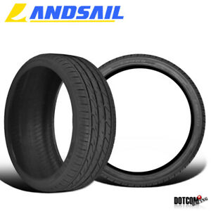 2 X New Landsail Ls588 295 30 20 105y Performance Radial Tire