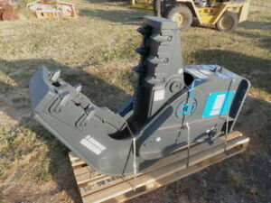 Excavator Concrete Crusher Can Ship