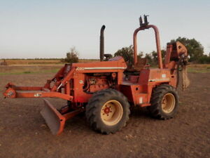Ditch Witch 8020 Vibratory Cable Plow Can Ship