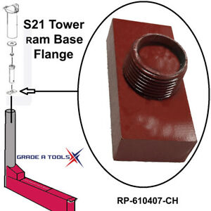 Chief Frame Machine Tower Base Ram Flange 610407