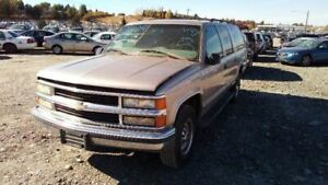 Dash Panel I beam Front Axle Only Fits 99 02 Chevrolet 3500 Pickup 5601295