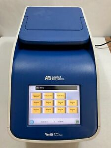 Applied Biosystems Veriti 9902 96 Well Thermal Cycler Thermo Scientific Pcr