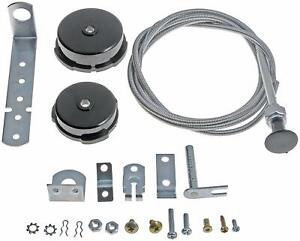Choke Conversion Kit Electric Vehicle Gear Cable Carburetor Installation Manual