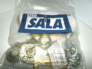 new 3m Dbi Sala 5920050 Chain Rebar positioning Lanyard Assembly With Swivel
