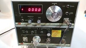 Keithley 616 6169 Electrometer Ion Chamber Inteface L k