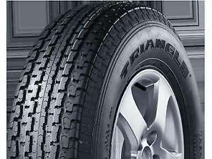2 New St215 75r14 Triangle Tr643 Trailer Load Range C Tires 215 75 14 2157514