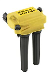 Accel 140038 Supercoil Direct Ignition Coil Single Coil Fits Hemi Fits Dodge