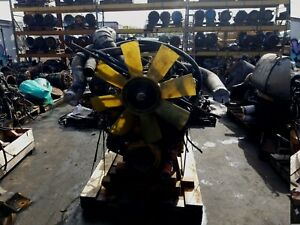 Cat 3306 Dit Engine Assembly Complete Direct Injection 90 Day Warantee 300 Horse