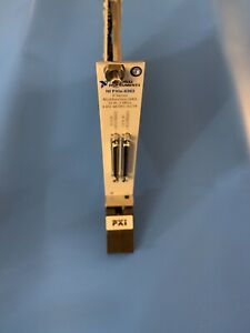 National Instruments Ni Pxie 6363 32 Ai 16 bit 2 Ms s 4 Ao 48 Dio Pxi