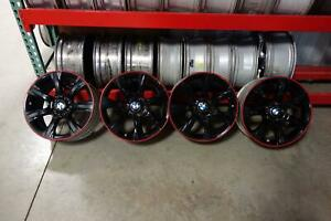 Set Of Four Oem Wheels 2014 Bmw 320i 328i 335i 18x8