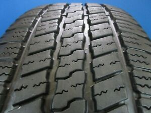 Used Goodyear Wrangler Sr A 275 60 20 10 32 High Tread No Patch 1286f