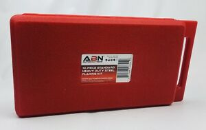 Abn 3049 Flaring Tool Set 10 Pc Flaring And Swaging Tool Kit With Tube Cutter