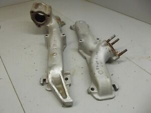 1959 1960 Oldsmobile Exhaust Manifolds 573325 573324 Olds