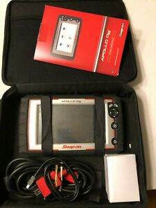 Snap on Apollo D8 18 4 Automotive Diagnostic Scanner Update 18 4