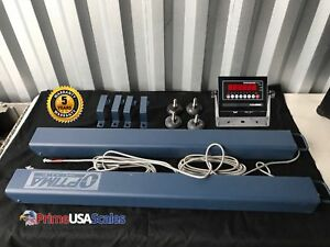 New Industrial Multi purpose High Quality 60 Weigh Bars Scale 20 000 Lb X 2 Lb