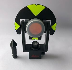 New Mini Prism For Leica Gmp101 Total Station Peanut surveying